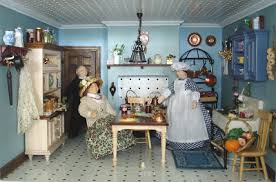 dolls house kitchen furniture carolyn s kitchen my dollshouse