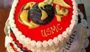 marine corps emblem cakecentral com