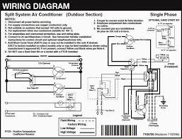 split system thermostat wiring diagram on split download wirning