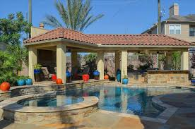 Outdoor Kitchen Ideas Covered Outdoor Kitchens With Pool Caruba Info