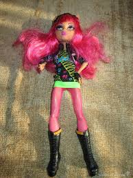 Howleen Wolf 13 Wishes Monster High Howleen Wolf 13 Wishes Comprar Otras Muñecas En