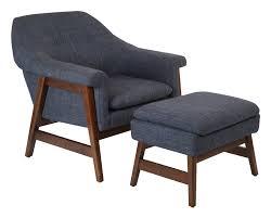 Lounge And Ottoman Ave Six Flynton Lounge Chair And Ottoman Reviews Wayfair