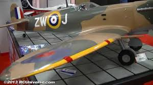 Rcuniverse Radio Control Airplanes The Toledo Show 2013 Top Flite Spitfire Arf Youtube