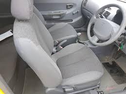 1 2002 hyundai accent gl lc 3d hatchback yellow 1 5l allbids
