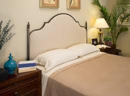 bedroom wonderful upholstered headboards king size wicker