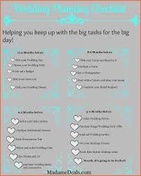 wedding planning checklist wedding printable wedding planning checklist bio exle