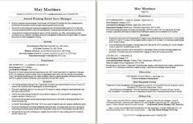 retail manager resume retail manager resume exles issue concept template cv