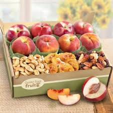 fruit treats sweet summer fruits and treats deluxe gift box ab2012 a gift