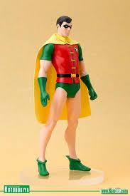 kotobukiya dc comics robin classic costume artfx pvc statue