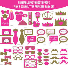 printable girly photo booth props 8 best prince party images on pinterest printable photo booth