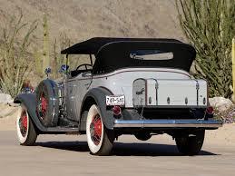 1931 cadillac v16 452 a dual cowl sport phaeton by fleetwood