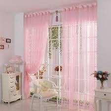 rideau fenetre chambre imprimer fenêtre rideau fleur voile porte chambre rideau divider