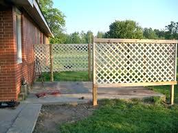Backyard Privacy Fence Ideas Diy Privacy Fence Fin Soundlab Club