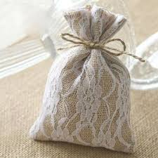 lace favor bags best burlap favor bags products on wanelo