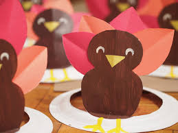 paper plate turkey template paper plate popup turkey7 square2