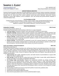 Academic Advisor Resume Examples by Winning Financial Advisor Resume Financial Advisor Resumes Indeed
