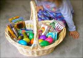 filled easter baskets boys nourishing meals healthy easter basket ideas