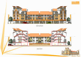 High Rise Apartment Building Floor Plans Affordable Low And High Rise Honeycomb Housing The