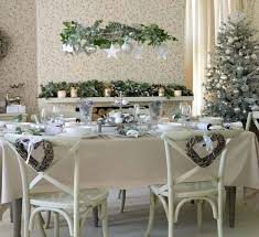 dining table decorations creative winter table decorations