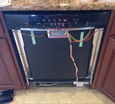 Bosch Dishwasher Pump Repair Bosch Dishwasher Not Draining Leaving Standing Water After The