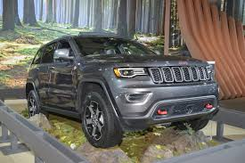 new trailhawk is the most off road capable jeep grand cherokee 30