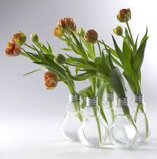 Flower Light Bulbs - 19 awesome diy ideas for recycling old light bulbs bored panda