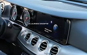 mercedes dashboard clock how mercedes borrowed hollywood cgi for its futuristic project