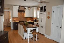 Hanging Lights For Kitchen Island by Islands For A Kitchen Light Brown Smooth Rock Countertop