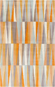 Modern Orange Rugs by Gray And Orange Rug Creative Rugs Decoration