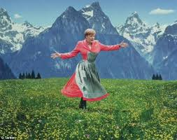 Sound Of Music Meme - otters and science news angela merkel does sound of music act for