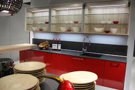 Kitchen Cabinet Ideas That Spice Up Everyday Home Decors - Glass shelves for kitchen cabinets