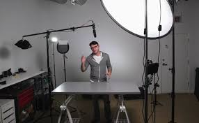 cheap studio lights for video how to set up lighting for your next studio video project slr lounge