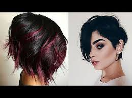 recent tv ads featuring asymmetrical female hairstyles 20 amazing and awe inspiring asymmetrical bobs for women 2017