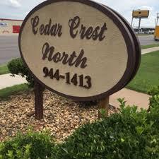 One Bedroom Apartments In San Angelo Tx by Cedar Crest Apartments Apartments 4401 Southwest Blvd San
