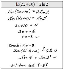 logarithm problems worksheet free worksheets library download