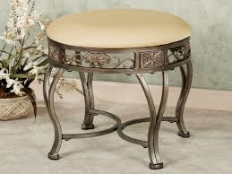 home decoration awesome vanity stool for modern bathroom