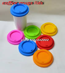Coffee Mugs Wholesale Wholesale Sealed Cap Lids Silicone Lids For Coffee Mug Without Mug