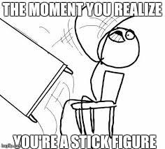 Meme Figures - table flip guy meme imgflip