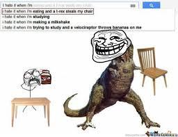 T Rex Bed Meme - t rex rage by juicy couture64 meme center