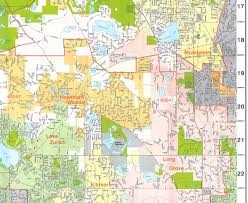 Lake County Illinois Map by Map Of Lake County Il Pictures To Pin On Pinterest Pinsdaddy