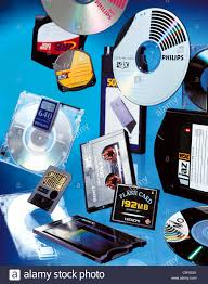 Storage Devices Various Storage Devices Stock Photo Royalty Free Image 49161530