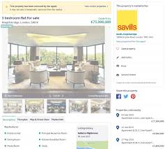 uk u0027s most expensive property is in london u0027s one hyde park u2013 and no