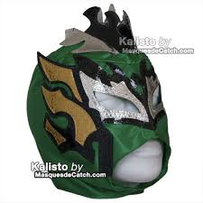 Sin Costume Halloween Kalisto Kid Costume Kalisto Costume Trouser Mask Jacket
