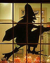witch silhouette martha stewart