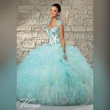 quinceanera cinderella theme instagram image is your xv color blue this gorgeous blue dress