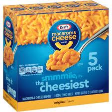 Easy Macaroni Cheese by Kraft Dinner Easy Mac Nutrition U2013 Nutrition Ftempo