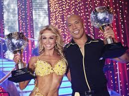 lexus johnson dance dancing with the stars u0027 winner hines ward and kym johnson take