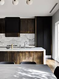 modern kitchens melbourne melbourne residence by flack studio photo by brooke holm