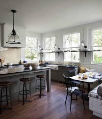 modern farmhouse kitchen black cabinets 35 amazingly creative and stylish farmhouse kitchen ideas
