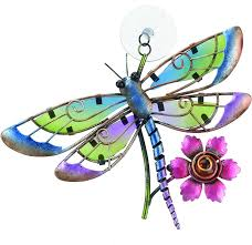 amazon com regal art u0026 gift sun catcher dragonfly dragonfly